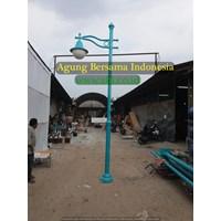 TIANG LAMPU PJU ANTIK