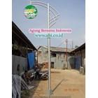 TIANG BULAT GALVANIS CCTV  1