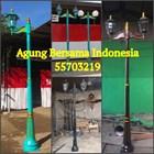 TIANG LAMPU TAMAN 3Meter 1