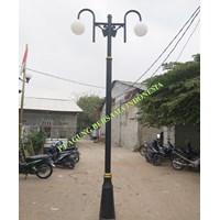 MODEL TIANG LAMPU ANTIK 1
