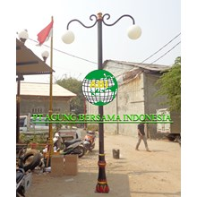 Sharia Antique Light Pole