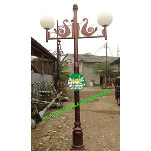 KATEGORI JUAL TIANG LAMPU PENERANGAN JALAN