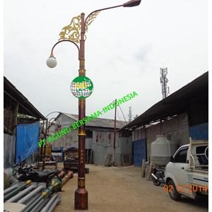 TIANG LAMPU DEKORATIF 1
