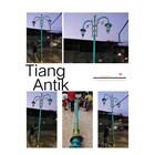 MODEL TIANG LAMPU TAMAN MURAH  1