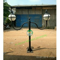 Surabaya Minimalist Garden Light Pole