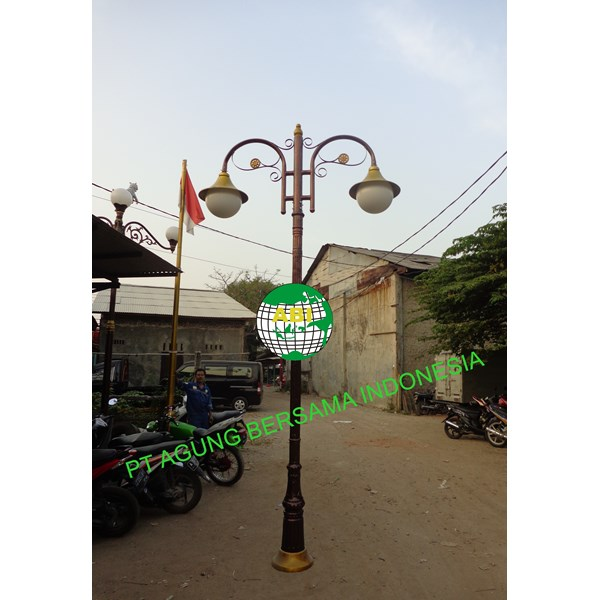 Price of Garden Pole Lights