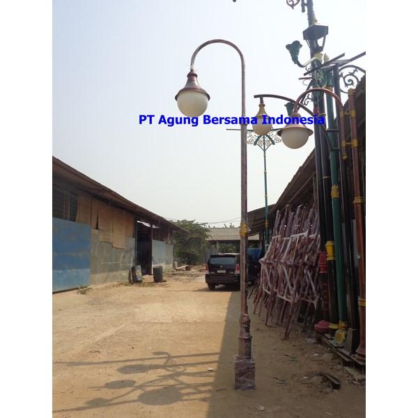 Sell Antique PJU Street Lights