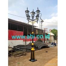 Harga Tiang Lampu Taman 2019