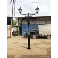 Home Front Decorative Light Poles