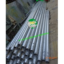 Galvanized PJU Pole