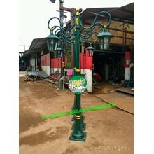 Minimalist Street Light Pole