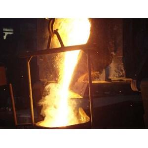 Pengecoran logam cor aluminium bronze kuningan ab2 By Agung Sejati Indonesia