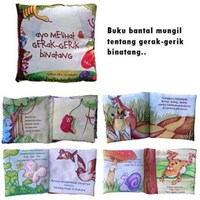 Jual Buku Bantal Group B