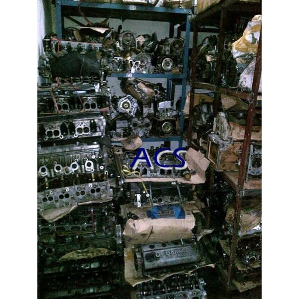 Sell Cylinder Head Nissan Terrano Z24