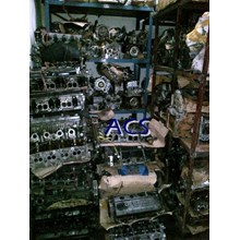 Cylinder Head Toyota Yaris 1.5L 1NZ