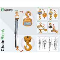Chain Block Kondotec