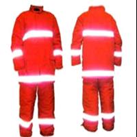 Baju Pemadam Nomex IIIA 1