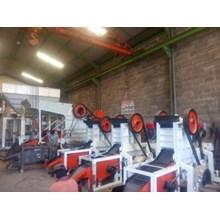 Mesin Pemecah Batu atau Mesin Stone Crusher Mini Type 3040 & Type 4050 ASLI berkualitas & bergaransi