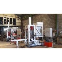 Distributor Mesin Paving Block Hydraulic Semi Automatic Berkualitas & Bergaransi 3