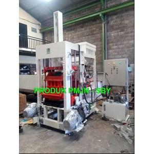 Mesin Paving Block Hydraulic Semi Automatic Berkualitas & Bergaransi