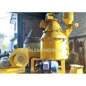 Mesin Penepung Batuan dan Mineral hingga kehalusan mesh 1000