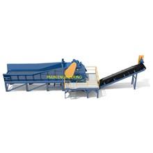 Mesin Penghancur Kayu atau Wood Chipper utk Produksi Serbuk Kayu sesuai standar Industri