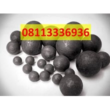 Bola Baja Ball Mill atau Steel Ball