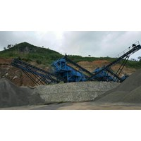 Mesin Washing Plant Batubara Nikel Ore Iron Ore Bauksit Mangan  1