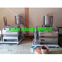 Mesin Vacuum Frying 30 Kg