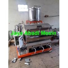 Mesin Vacuum Frying Keripik Buah  30 Kg