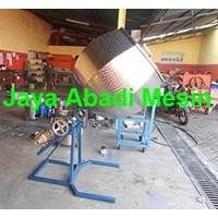 Mesin  Mixer Hexagonal Mesin Pencampur Bumbu