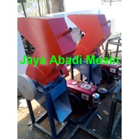 Dari Mesin Pencacah Plastik Mesin Penghancur Plastik 2