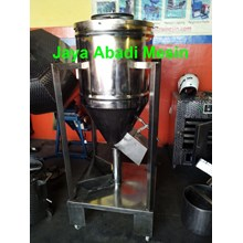 Mesin Mixer Powder Vertikal  Full Stainless Steel