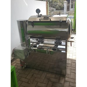 Mesin Vacuum Frying Kap 5 Kg