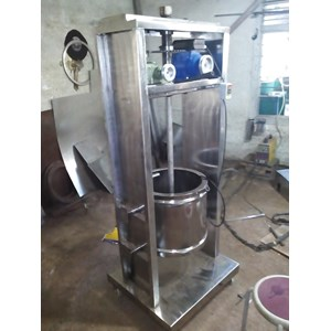 From Lunkhead Stirrer machine Hood 50 Kg 2