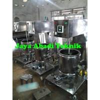 Mesin Pasteurisasi Susu Kap 25 Liter 1
