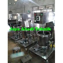 Mesin Pasteurisasi Susu Kap 25 Liter