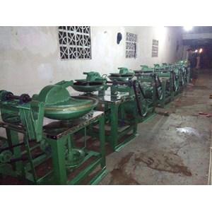 Mesin Giling Daging dan Pencampur Adonan Bakso  Mixer Gabungan (Lokal