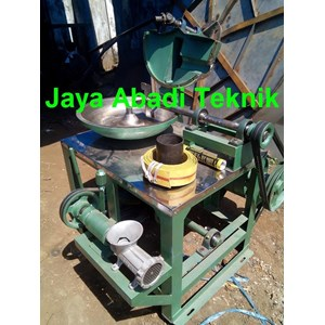 Dari Mesin Giling Daging dan Pencampur Adonan Bakso  Mixer Gabungan (Lokal 1