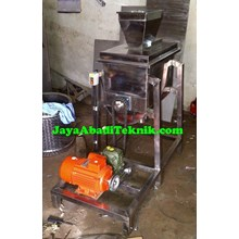Mesin Ribbon Mixer (Mixer Horizontal)