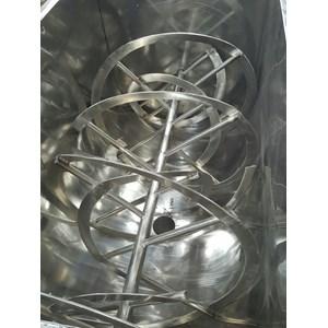 Dari Mesin Mixer Ribbon (Mixer Horizontal) Kap 200 Kg 3