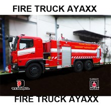 Truck Pemadam Kebakaran Ayaxx