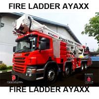 Mobil Tangga Ayaxx Pemadam Kebakaran