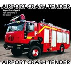 Truk Pemadam Kebakaran Bandara 1