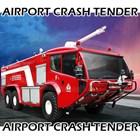 Truk Pemadam Kebakaran Bandara 2