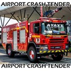 Truk Pemadam Kebakaran Bandara 3
