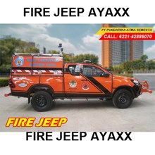 Jeep Fire Truck AYAXX