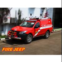Mobil Pemadam Kebakaran Fire Jeep AYAXX
