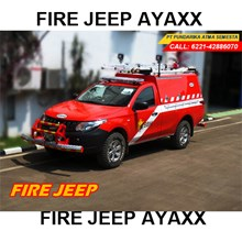 Fire Truck Jeep AYAXX