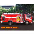 Mobil Pemadam Kebakaran AYAXX 4000 Liter 1